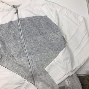 NWOT Calvin Klein ombré jacket